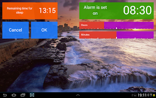 Screenshot of Alarm x4 (Open Source)