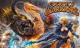 Screenshot of ETERNITY WARRIORS