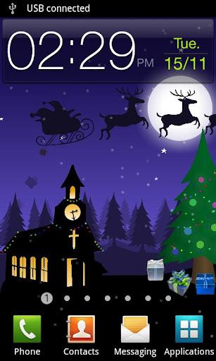Christmas Moving World