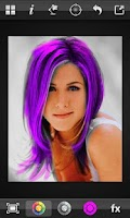 Screenshot of Color Splash FX