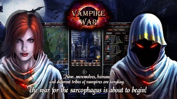 Screenshot of Vampire War
