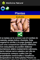 Screenshot of Medicina Natural