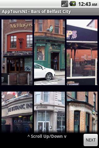 Bars of Belfast City Guide