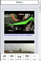 Screenshot of Z1000 Kawasaki