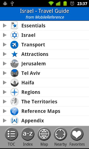 Israel - FREE Travel Guide