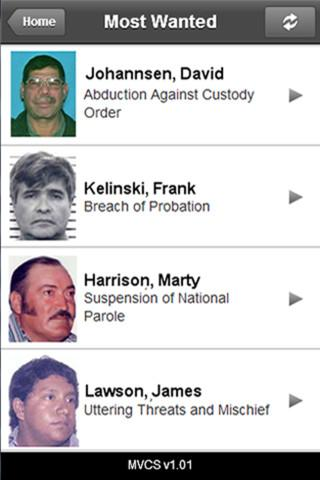【免費工具App】MVCS Crime Stoppers-APP點子