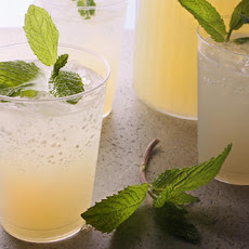 Ginger Mojitos for a Crowd Recipe