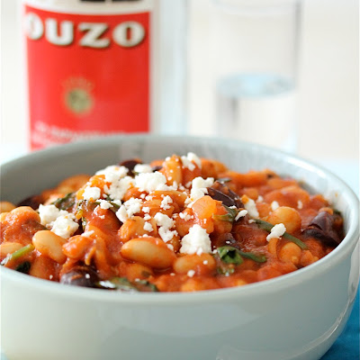 Stewy Greek Garbanzos