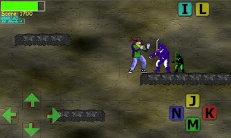 Screenshot of Neon Ninja Lite