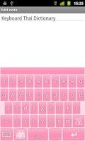 Screenshot of Keyboard Thai Dictionary