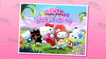Screenshot of Hello Kitty Beauty Salon