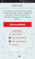 Screenshot of Kontakty v Parku