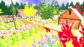 Screenshot of 3D Garden