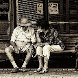 by Nancie Rowan - People Couples ( Travel, People, Lifestyle, Culture )
