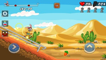 Screenshot of Bunny Skater