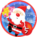 Christmas Package Fifth icon