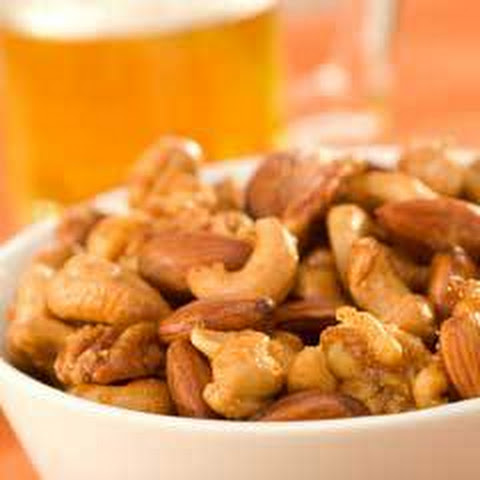 Sugar 'n Spice Nuts