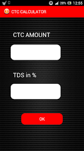 ctc calculator- screenshot thumbnail