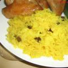 Yellow Rice  (Geelrys)