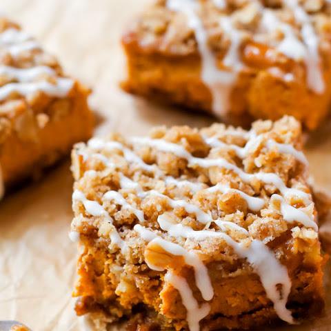 Pumpkin Pie Quinoa Parfait With Gingersnap Pecan Streusel Recipe ...