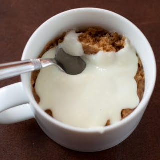 Apple Cinnamon Mug Cake