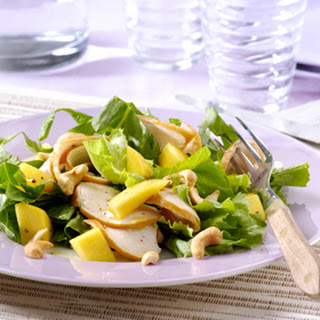 Salad With Mango Recipes
