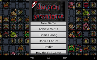 Screenshot of Dungeon Ascendance - Free