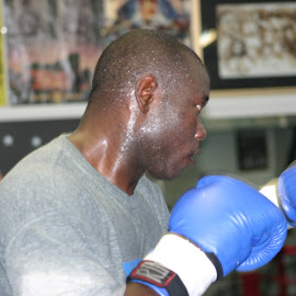 Friday in training by Stephen Jones - Sports & Fitness Boxing