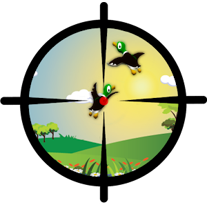 Duck Hunting Game Icon