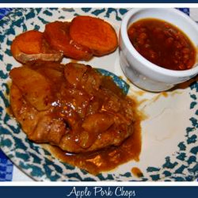 Apple Pork Chops