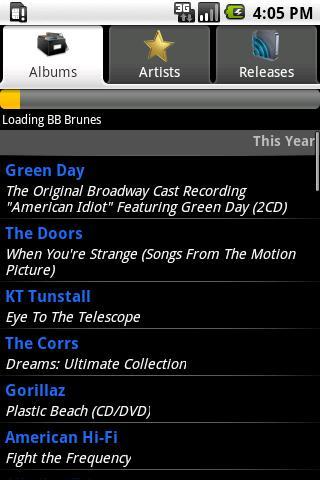 Favorite Music