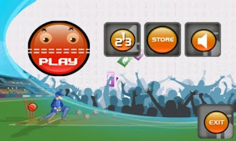 Screenshot of Crazy Cricket