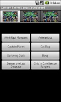 Screenshot of Cartoon Theme Songs Free