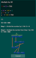 Screenshot of Math Tricks