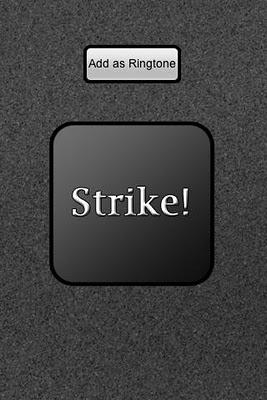Strike a Match Ringtone