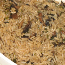 Mushroom and Rice Casserole