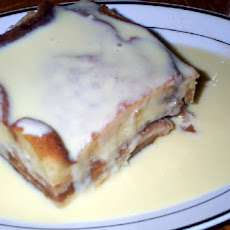 Sweet Bread Bread Pudding