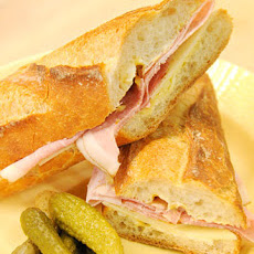 Martha's Ham and Cheese Sandwich