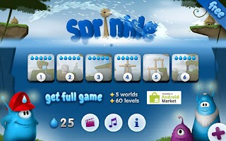 Screenshot of Sprinkle Free