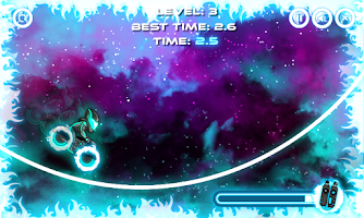 Screenshot of Neon Motocross