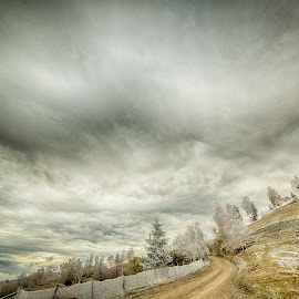 by Daniel Alexandru - Landscapes Cloud Formations