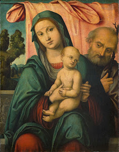 RIJKS: attributed to Lorenzo Costa: painting 1510
