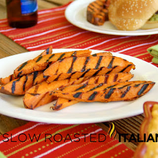 Grilled Sweet Potato Fries Recipes