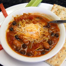 Meatless Mission Chili