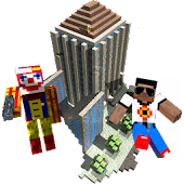 City Craft 2: TNT & Clowns APK for Bluestacks