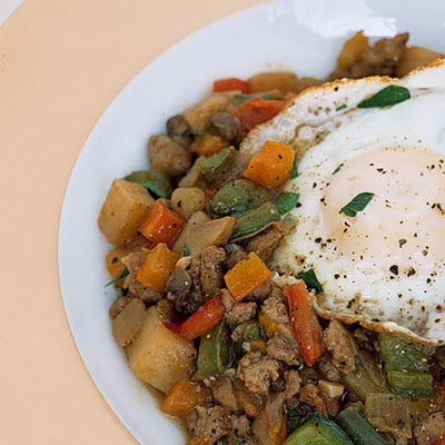 Healthy Pepper Hash