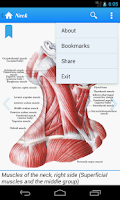 Screenshot of Human Anatomy I Lite