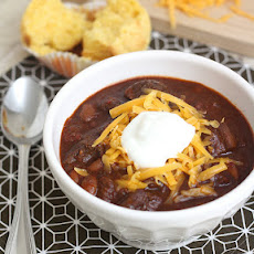 Ultimate Beef and Bean Chili