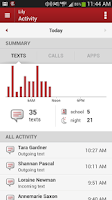 Screenshot of Verizon FamilyBase