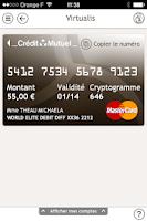 Screenshot of Crédit Mutuel Sud Ouest